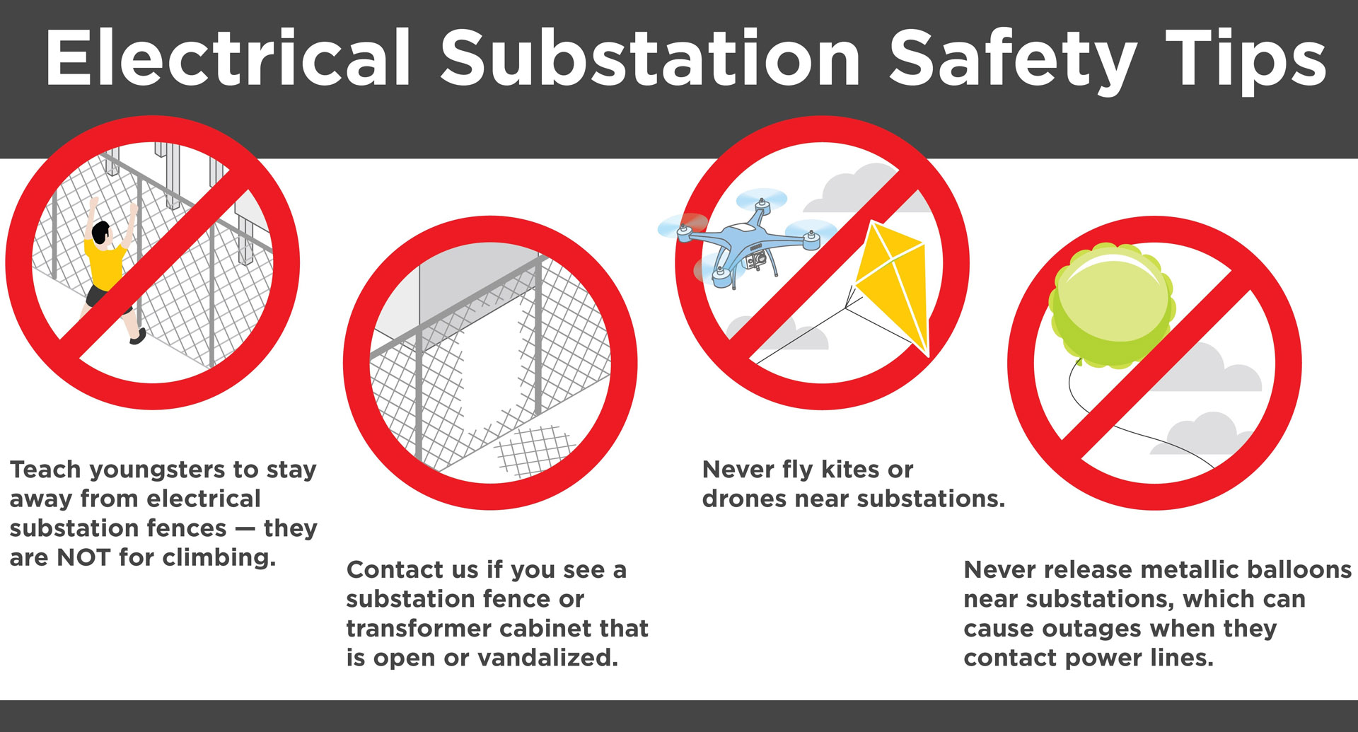 substations safety tips